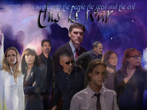Criminal Minds Group- This Is War