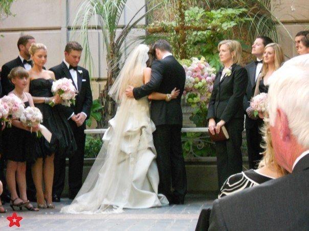 Danneel Harris Quot S Wedding Danneel Amp Jensen Photo