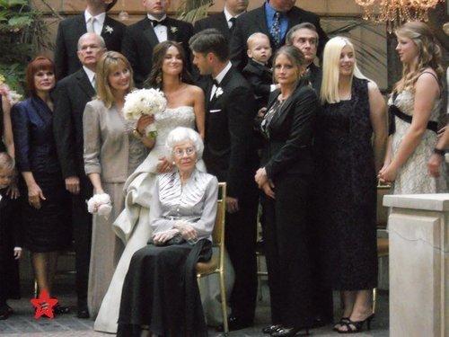 """Danneel Harris""""s Wedding"""