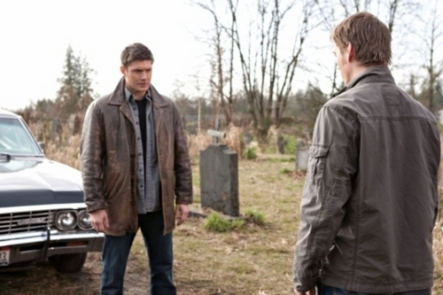 Winchester Girls Обои called Dean and Adam/Michael