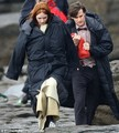 Doctor and Amy Pond