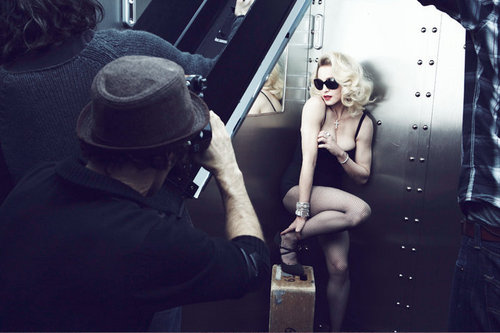 Dolce&Gabbana for Madonna EXCLUSIVE BACKSTAGE