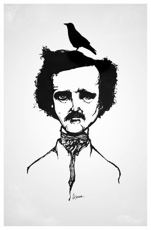 Edgar Allan Poe wallpaper entitled EAP <3