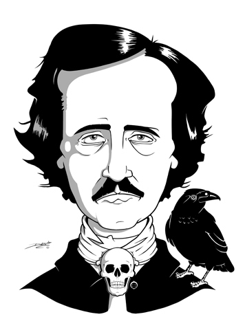 Edgar Allan Poe wallpaper called EAP <3