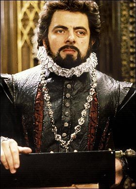 Edmund Blackadder - rowan-atkinson photo