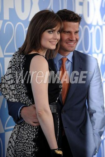 Emily & David at Upfronts