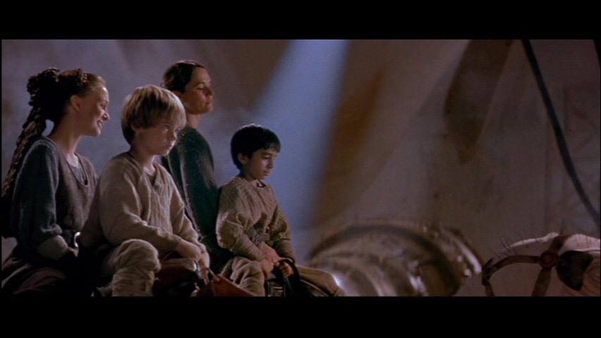 Episode I: The Phantom Menace-Anakin & Padmé screencap