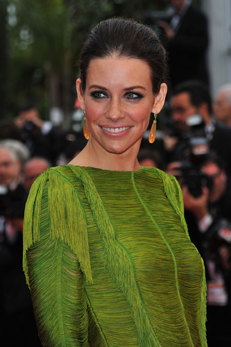Evangeline Lilly At Cannes Film Festival 2010