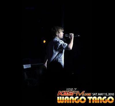 Events > 2010 > May 15th - KIIS FM's Wango Tango 2010