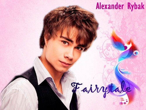 Fairytale^^ - alexander-rybak Wallpaper