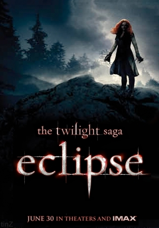 Twilight Series wallpaper titled Fan made Victoria Eclipse Poster
