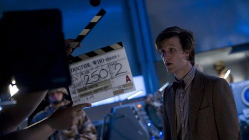 Flesh and Stone ~ Behind the scenes
