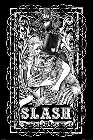 slash skull wallpaper - photo #35