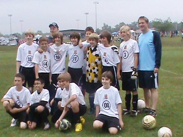 Greyson's football Team