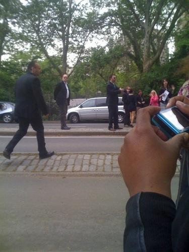 Lisa Edelstein/ Hugh Laurie fox, mbweha up Front 2010