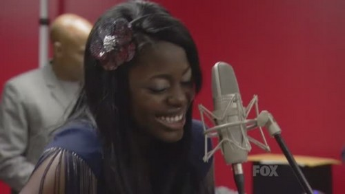 Haeley Vaughn - american-idol Screencap