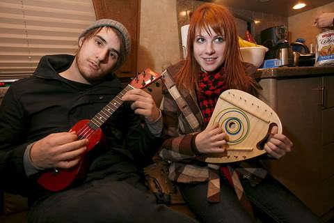 Hayley & Zac<3