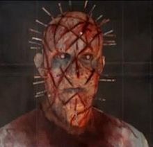 Hellraiser remake Pinhead design