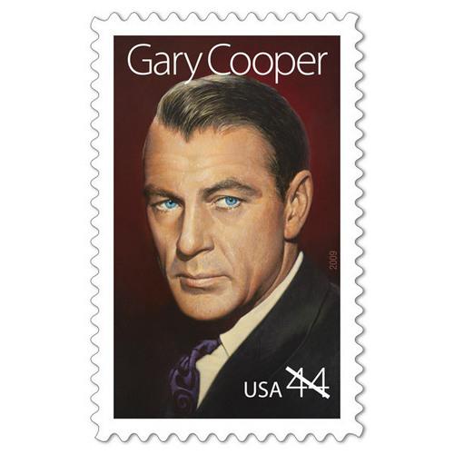 Hollywood Legends Postage Stamp