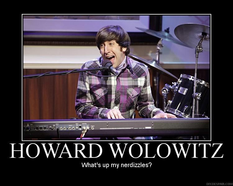 The Big Bang Theory Images Howard Wolowitz Hd Wallpaper And