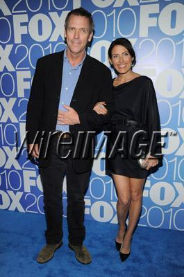 Hugh and Lisa fox, mbweha Upfront