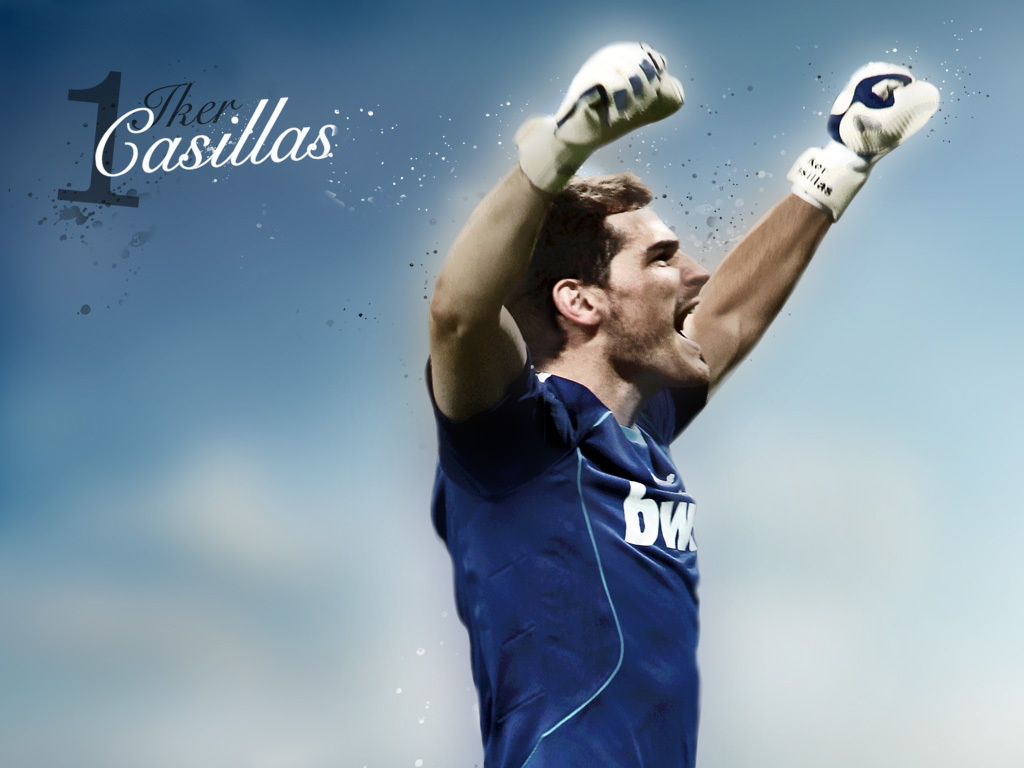 Iker Casillas - Images Gallery