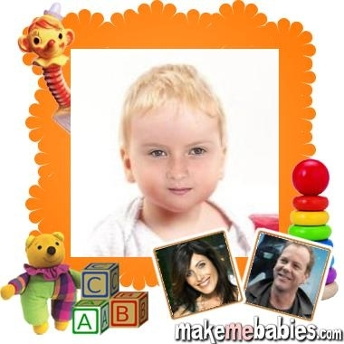 Jack Bauer and Cuddy's baby