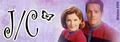 Janeway&Chakotay