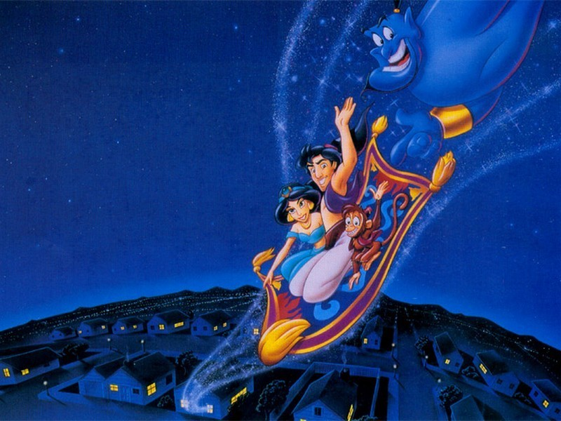 ��� ������ Jasmine-disney-princ