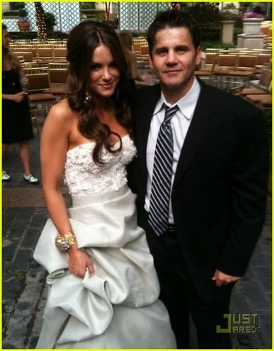 Jensen Ackles' Wedding Pictures with Danneel Harris