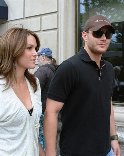 Jensen & Danneel out in NYC