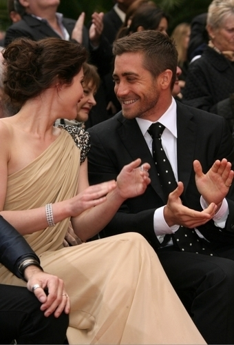 Jerry Bruckheimer Hand and Footprint Ceremony - jake-gyllenhaal Photo