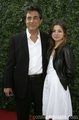 Joe & Gina @ the Universal Media Studios Emmy Party @ LG House Malibu