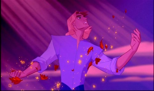Disney Prince wallpaper entitled John Smith