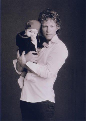 John and baby