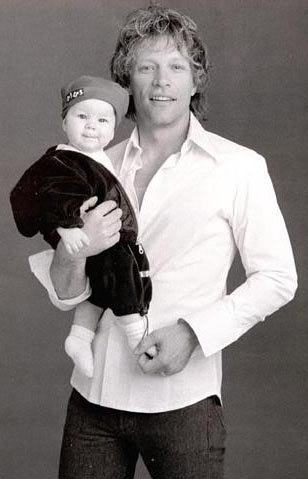 John and baby - bon-jovi Photo