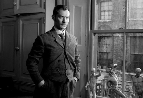Jude Law as Watson