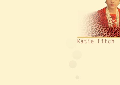 Katie Fitch fond d'écran