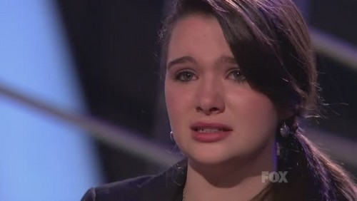 Katie Stevens - american-idol Screencap