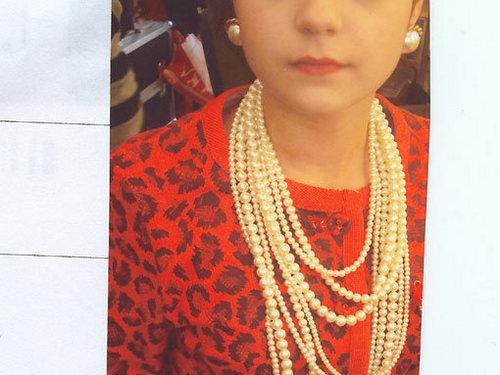 Katie Fitch Hintergrund called Katie's Style
