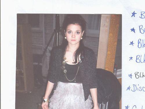 Katie Fitch Hintergrund entitled Katie's Style