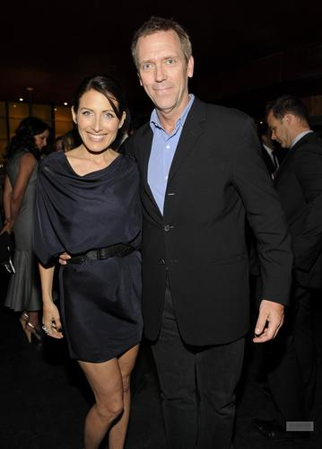 Lisa Edelstein @ 2010 狐, フォックス Upfront after party in New York City, May 17