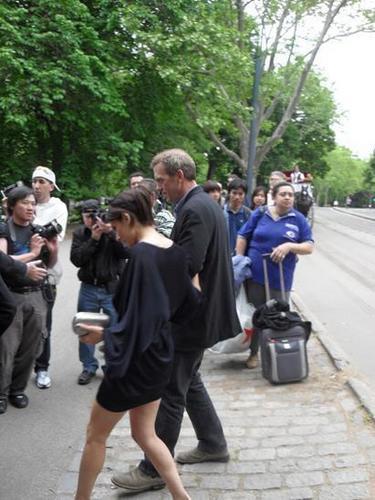 Lisa Edelstein / Hugh Laurie 여우 Upfront 2010