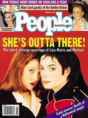Lisa Marie: Magazine Covers
