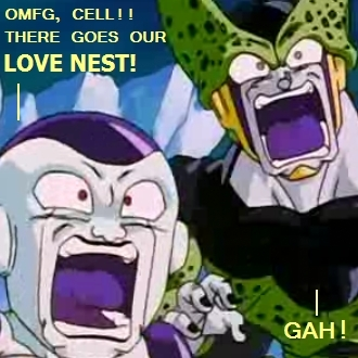 Love Nest - cell-and-frieza Photo