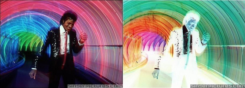 MJ - Awesome Inverted Farben