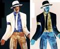 MJ - Awesome Inverted Colors - michael-jackson photo