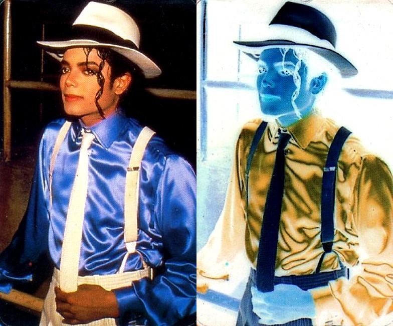 MJ - Awesome Inverted mga kulay