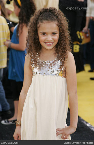 Madison Pettis cute!