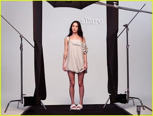 Megan Fox Covers ALLURE June 2010